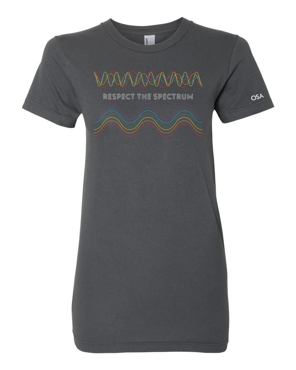 Respect the Spectrum T-Shirt Women's